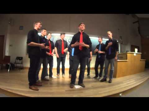 In the Still of the Night (The Satins) - A Capella Cover - Spring Concert 2014