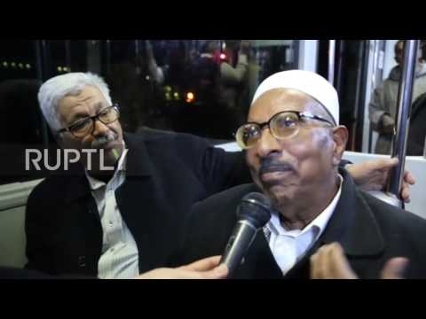 Libya: Passengers of Afriqiyah Airways flight recount hijiacking after return to Tripoli