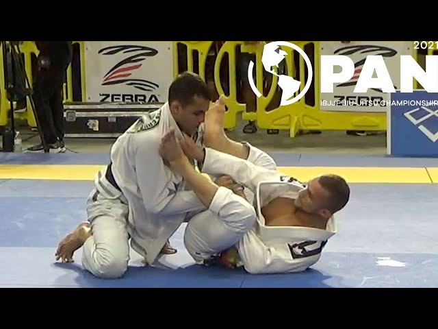 Lucas Valente v Luan Andrei / Pan Championship 2021