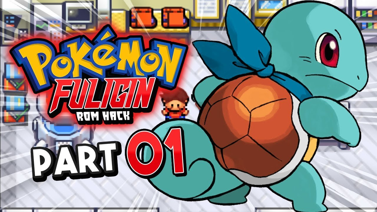 pokemon fuligin rom hack