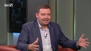 Sajtóklub (2019-11-18) - HÍR TV