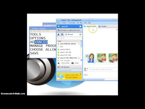 HOW TO INSTALL MP3 SKYPE RECORDER