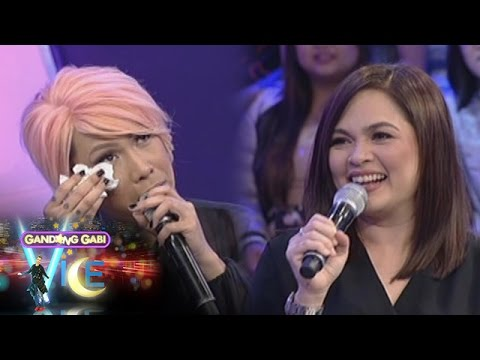 GGV: Judy Ann Santos shares some acting techniques to Vice Ganda