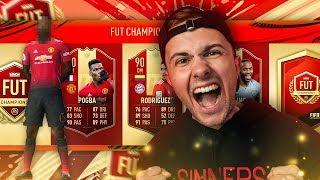 FIFA 19: ELITE Fut Champions REWARDS Pack Opening 🔥🔥 Da kommt Freude auf....