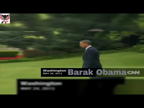 Obama Forgets To Salute Marine, See What Happens After That!