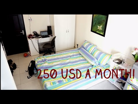 My CHEAP Apartment in Ho Chi Minh City!