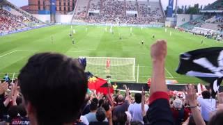 Video Gol Pertandingan Sassuolo vs Genoa