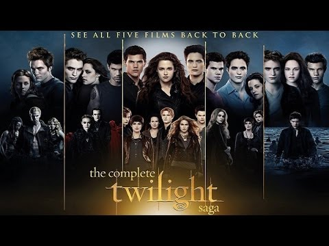 twilight the complete saga exclusive clip youtube