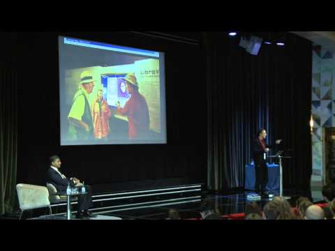 "NODEM 2013 - Gerfried Stocker - ""Future Museum and Collaborations"""