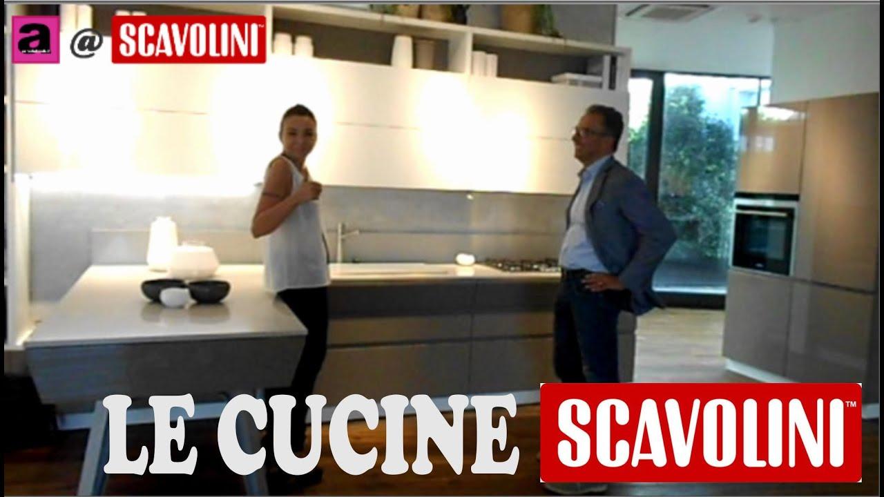 Le Cucine Scavolini [1° parte] - YouTube