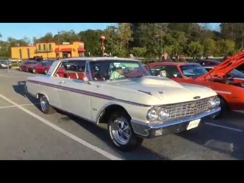 1962 ford galaxie 406 youtube. Black Bedroom Furniture Sets. Home Design Ideas