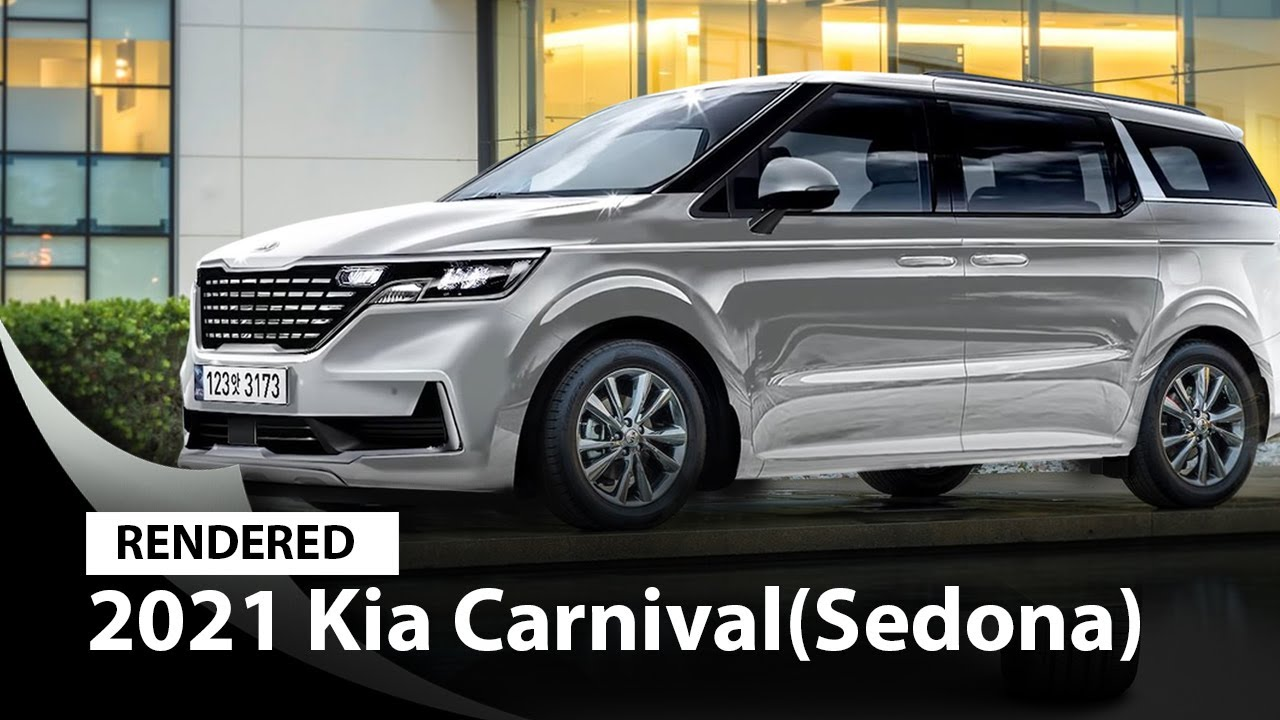 2021 The All Kia Sedona Spy Shoot