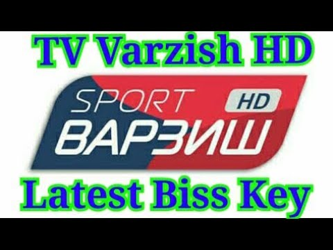 Tv Varzish HD Latest Biss Key 2019