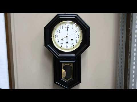 セイコー・ソノーラ・トランジスター・振り子柱時計(クォーツ改造) Doovi