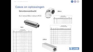 case geluidsoverdracht bij ventilatiesystemen workshop architecten juni 2013