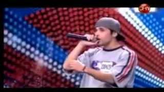 Talento Chileno - Carlos Monsalves Rapero improvisacion