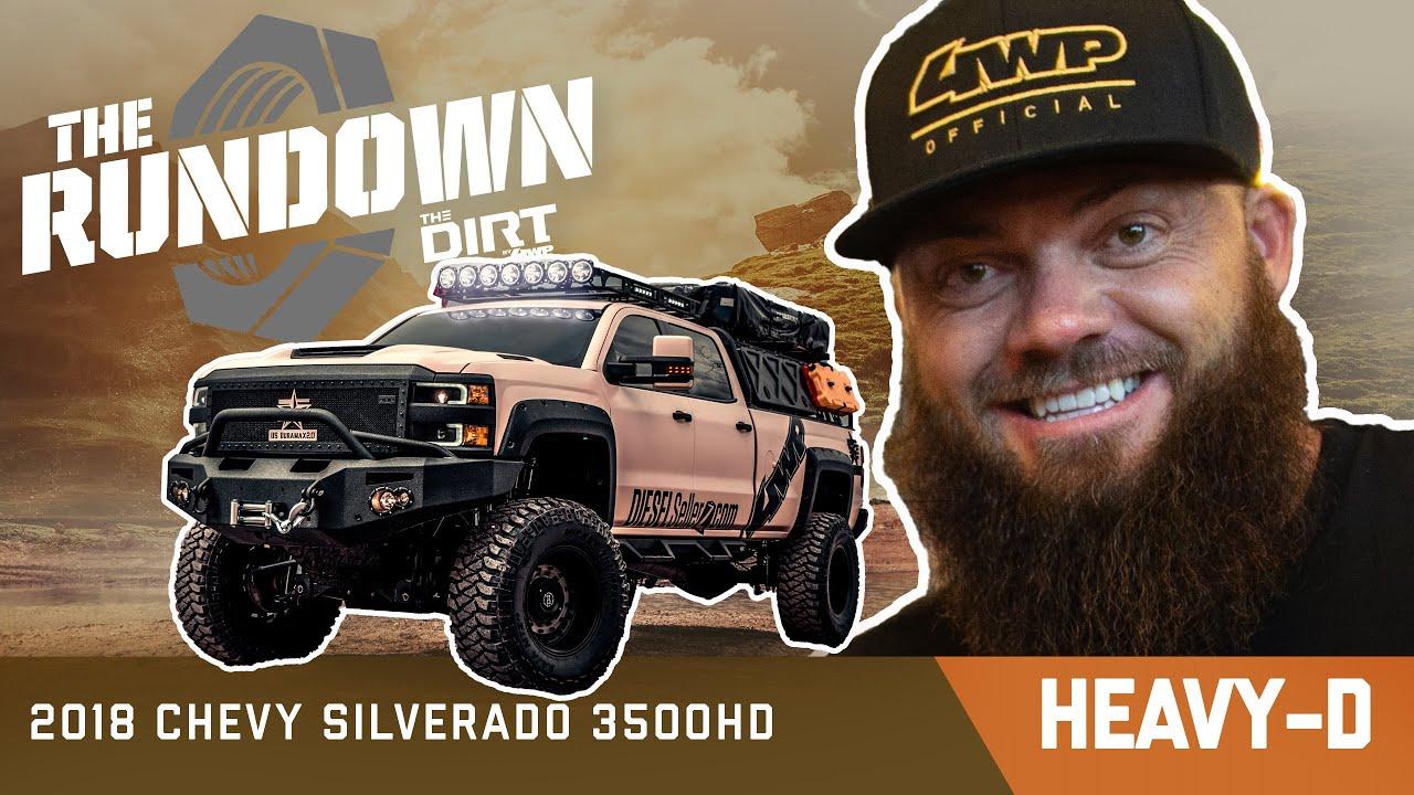 The Dirt Presents The Rundown Heavy D The U S Duramax 2 0