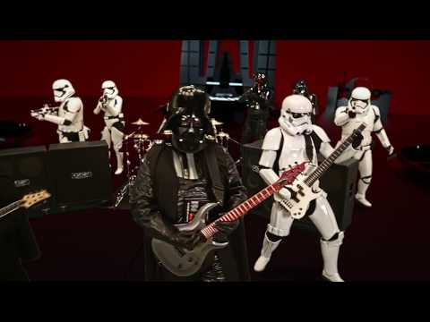 Craig Stevens - The Galactic Empire Brings The Heavy Metal
