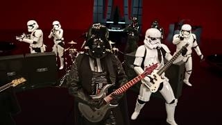 Galactic Empire – March Of The Resistance (Official Music Video)