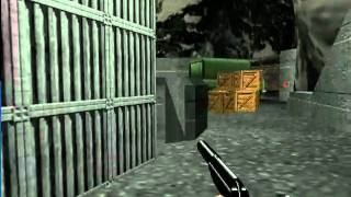 Lets Play James Bond Goldeneye 007(N64) Part 1