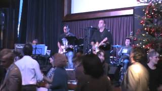 CALDONIA DREAM MEN - My Sharona (Hard Rock Cafe 13-12-2012)