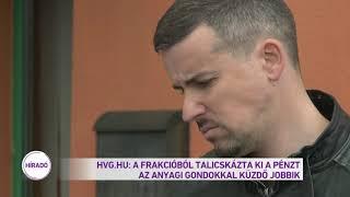 Hvg.hu: A frakcióból talicskázta ki a pénzt az anyagi gondokkal küzdő Jobbik