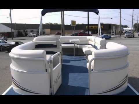2007 SYLVAN SUN CHASER 818 for sale in Angola, IN