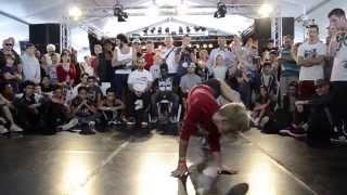 Finał Solo Kids Battle na IBE 2014: Chorzel Poland vs Souvenir Columbia