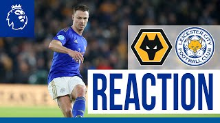 'A Good Point For Us' - Jonny Evans | Wolves 0 Leicester City 0
