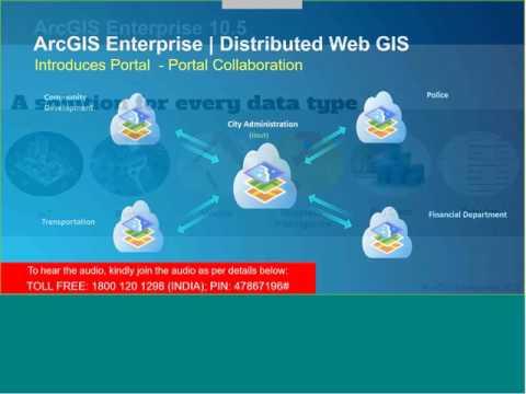 Webinar: Revolutionize your enterprise GIS vision with ArcGIS Enterprise