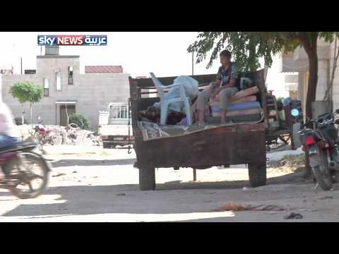 SKYNEWS ARABIA IN AZAZ ALEPPO SYRIA - SALAM KHODER.mp4
