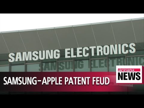 U.S. court orders Samsung Electronics to pay $539 million to Apple for patent infringement
