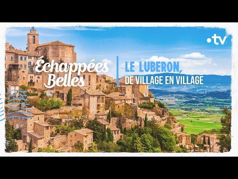 Luberon De Villages En Villages - Échappées Belles