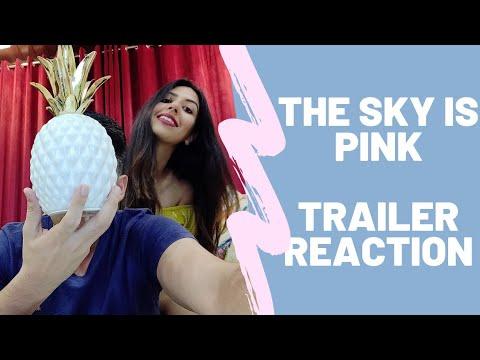 The Sky Is Pink Official Trailer Reaction | Priyanka C J, Farhan A, Zaira W, Rohit S, Shonali B