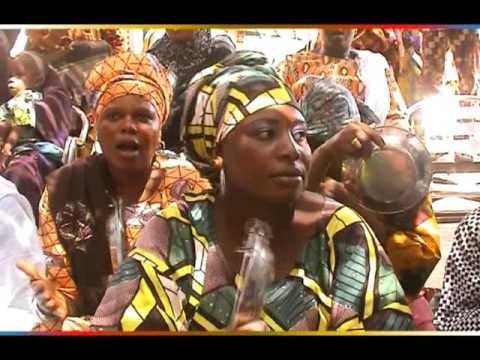 Au Bénin Célébration Mariage de Wassi et Maimounatou N°6
