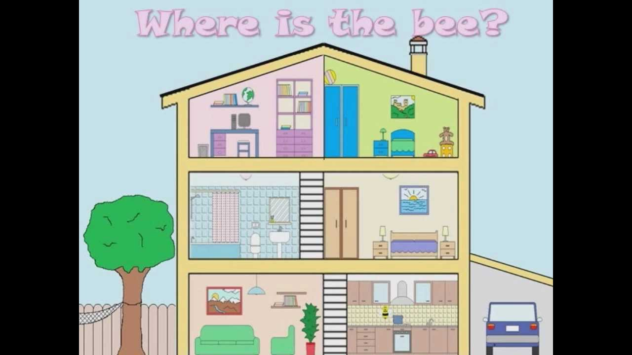 A Bee In My House!
