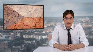Česká republika na suchu ➠ Zpravodajství Cynické svině