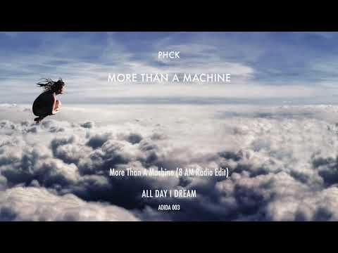PHCK - More Than A Machine (8 AM Radio Edit) [ADIDA003S] Mp3