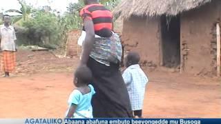 Abaana abafuna embuto beeyongedde mu Busoga thumbnail