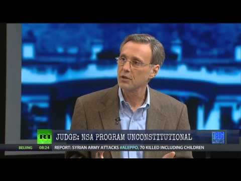 NSA Program UnConstitutional?