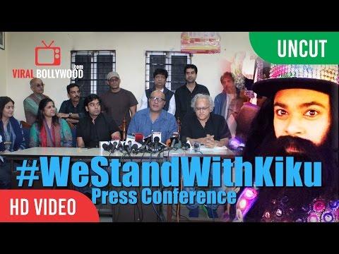 UNCUT - CINTAA Press Conference | Kiku Sharda Arrested For Mimicking Baba Ram Rahim