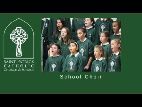 The Irish Blessing | Saint Patrick Catholic School Choir | Tacoma, WA