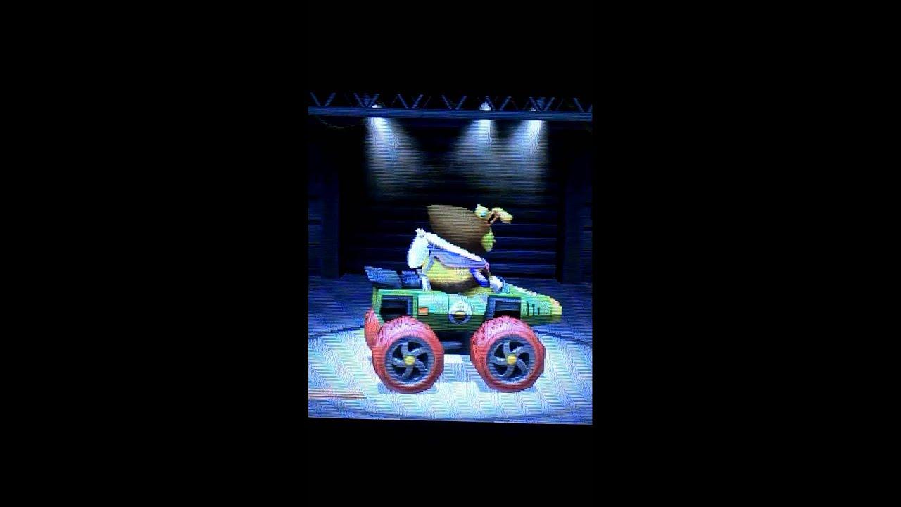 Mario kart 7 comment d bloquer les 9 personnages youtube - Personnage mario kart 7 ...