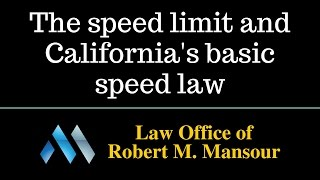 Attorney Robert Mansour discusses California