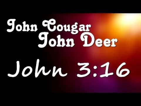 Keith Urban --- John Cougar, John Deer, John 3:16