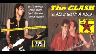 The Clash - Live At Bond's International Casino, June 1, 1981 (Full Concert!)
