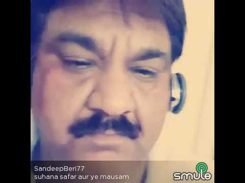 Sandeep beri a musical sensation of Jammu