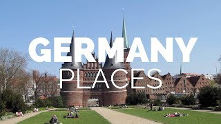 10 Best Places To Visit In Germany   Travel Video