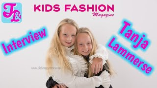 Interview Kids Fashion Magazine Tanja