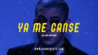 [SOLD] Bad Bunny Ft Ozuna Trap Beat -Y A  M E  C A N S E- Romantico Prod.DaunyBeats